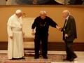 Papa Francesco e don Renzo